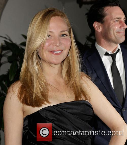 Jennifer Westfeldt and Jon Hamm 1
