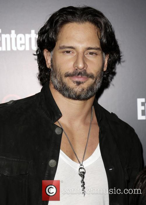 Joe Manganiello and Bridget Peters 2