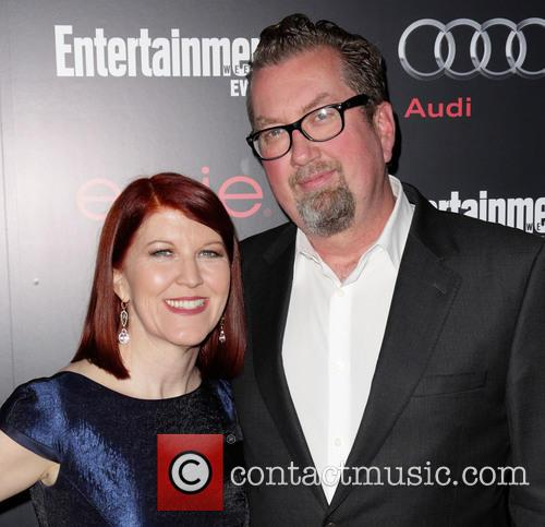 Kate Flannery, Chris Haston, Screen Actors Guild