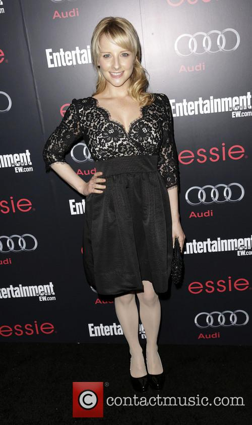 melissa rauch entertainment weekly screen actors guild party 3470129