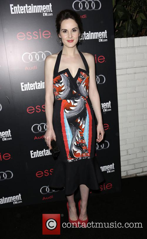 michelle dockery entertainment weekly screen actors guild party 3470141
