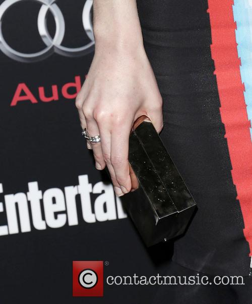 Michelle Dockery (purse Detail) 6