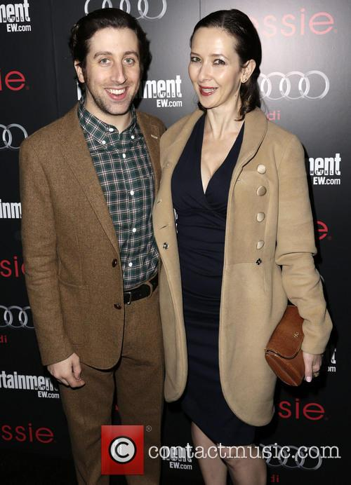 Simon Helberg and Jocelyn Towne 3