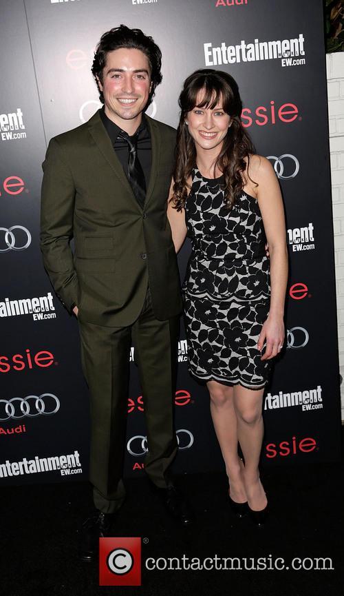 Ben Feldman and Michelle Mulitz 1