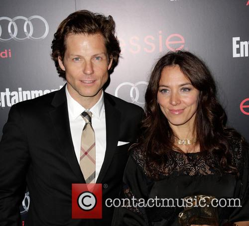 Jamie Bamber and Guest 1
