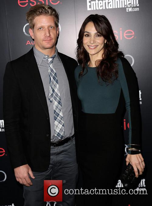Paul Sparks and Annie Parisse 11