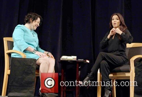 Us Supreme Court Justice Sonia Sotomayor and Eva Longoria 3