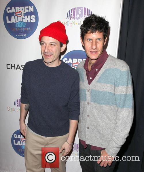 Adam Ad Rock Horovitz, Mike D Diamond and Of Beastie Boys 1