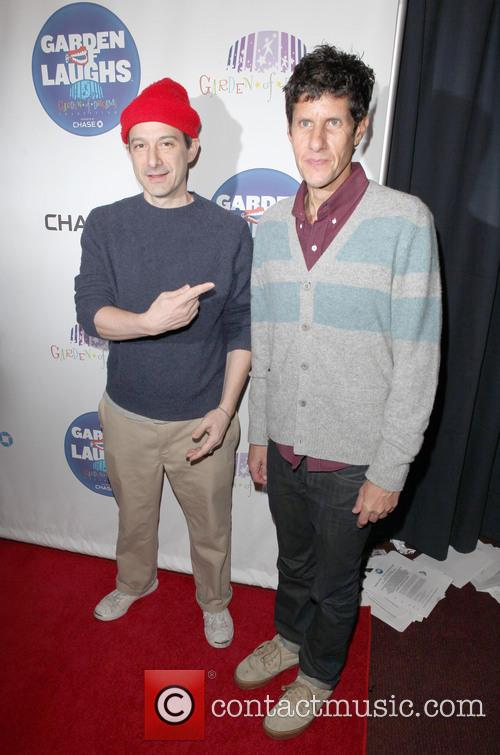 Adam Ad Rock Horovitz, Mike D Diamond and Of Beastie Boys 2