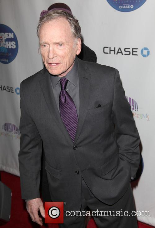Dick Cavett, The Club Bar and Gril at Madison Square Garden NYC