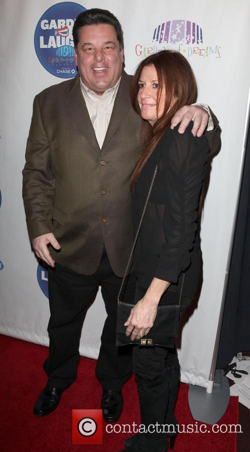 Steve Schirripa and Wife 3