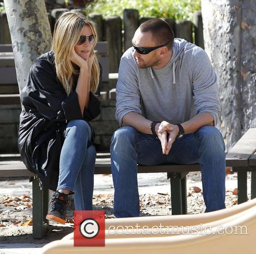 Heidi Klum and Martin Kristen 10