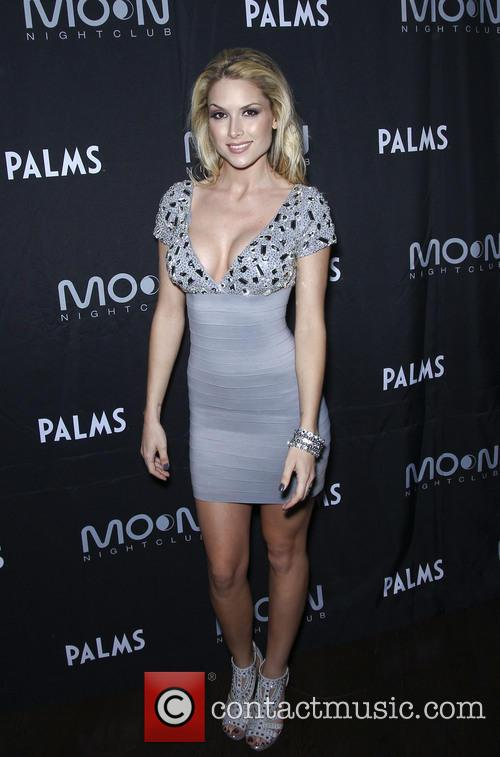 Miss Nevada USA Pageant after-party at Moon Nightclub, Las Vegas