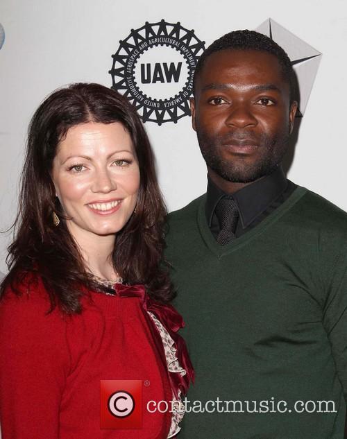 David Oyelowo and Jessica Oyelowo 7