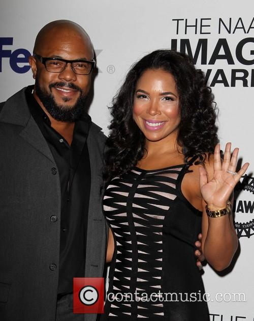 Rockmond Dunbar and Maya Gilbert 4