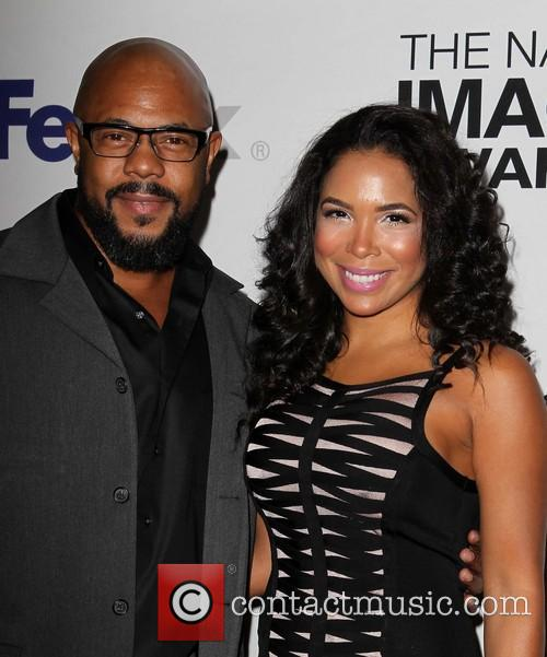 Rockmond Dunbar and Maya Gilbert 6