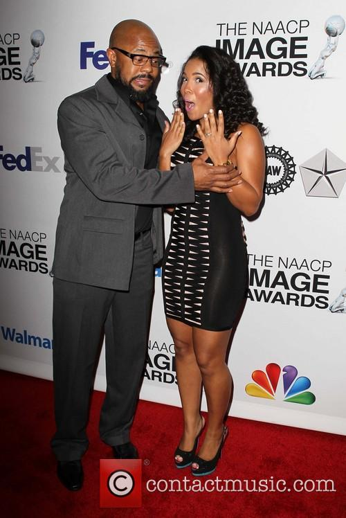 Rockmond Dunbar and Maya Gilbert 7