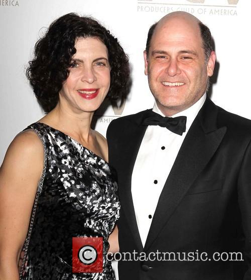 Linda Brettler and Matthew Weiner 3