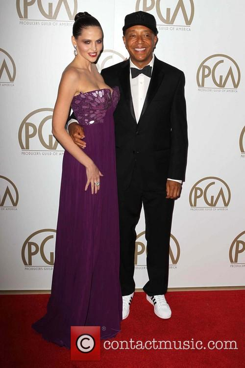 Russell Simmons and Hana Nitsche 2