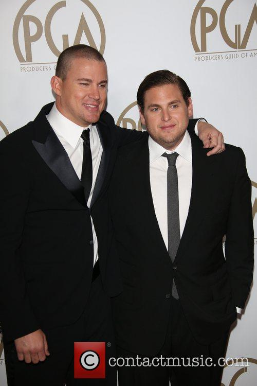 Channing Tatum and Jonah Hill 5