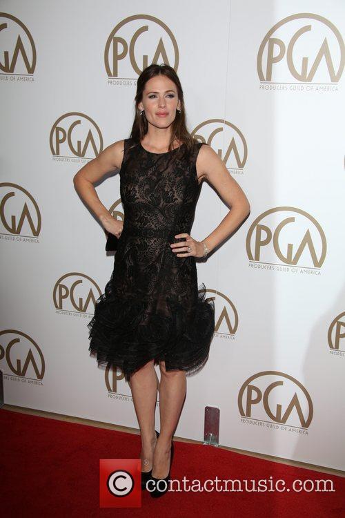 Jennifer Garner, Hotel Beverly Hills