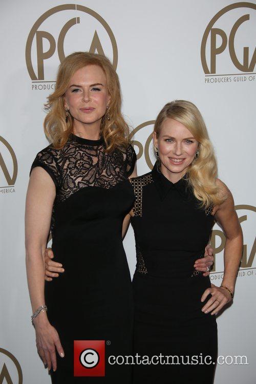 Nicole Kidman, Naomi Watts, Hotel Beverly Hills