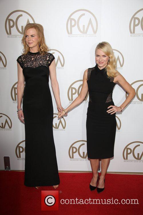 Nicole Kidman and Naomi Watts 13