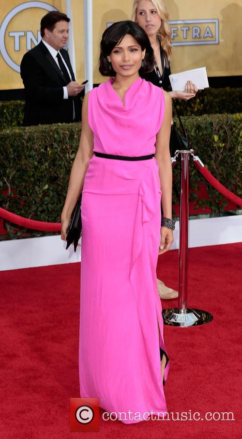 Freida Pinto, Screen Actors Guild