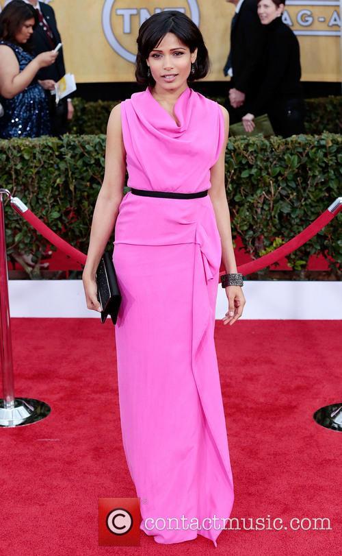Freida Pinto, Screen Actors Guild