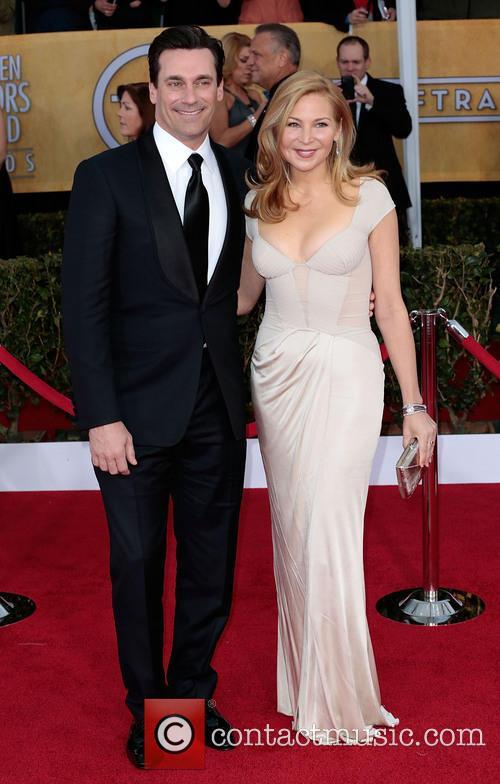 Jon Hamm and Jennifer Westfeldt 6