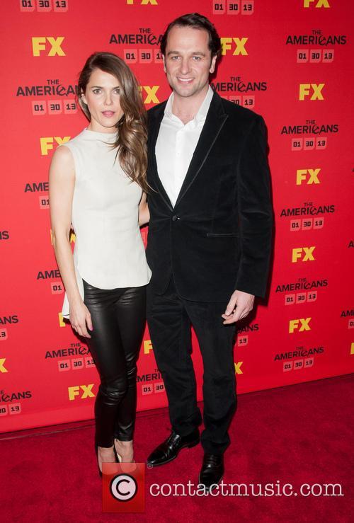 Keri Russell and Matthew Rhys 2