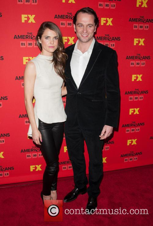 Keri Russell and Matthew Rhys 9