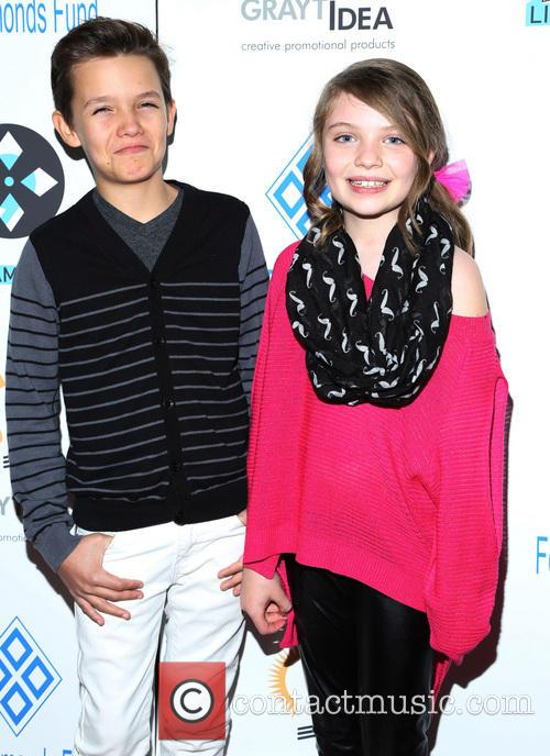 Noah Urrea and Madison Moellers 1