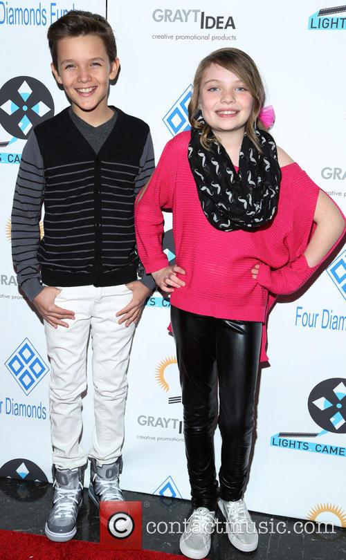 Noah Urrea and Madison Moellers 2