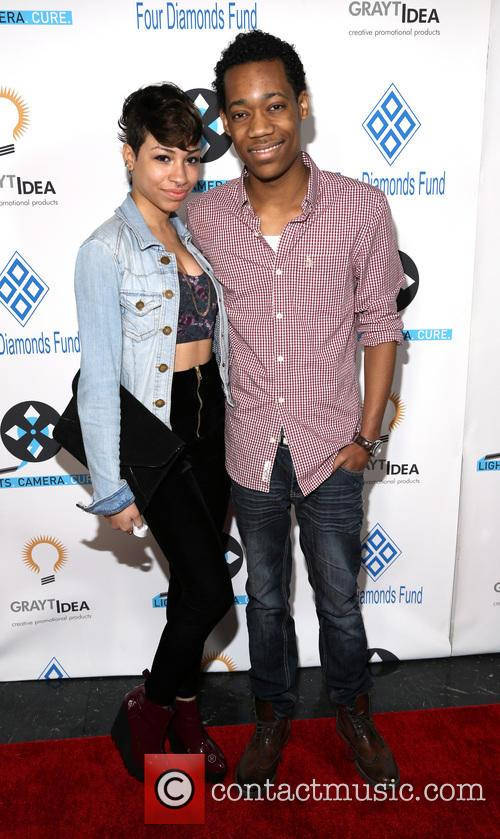 Tyler James Williams and Guest 2