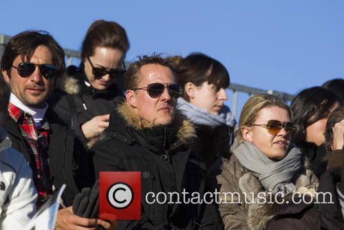 Michael Schumacher and Corinna Schumacher 4