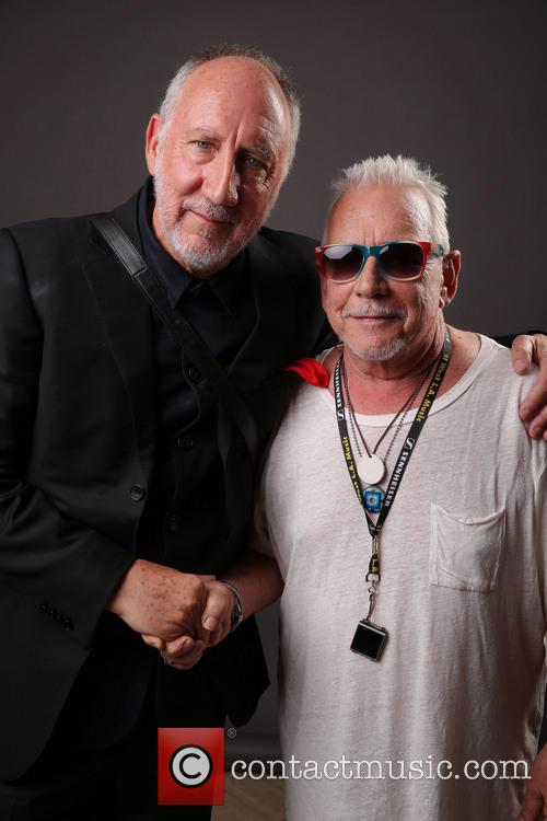 Pete Townshend and Eric Burdon 3