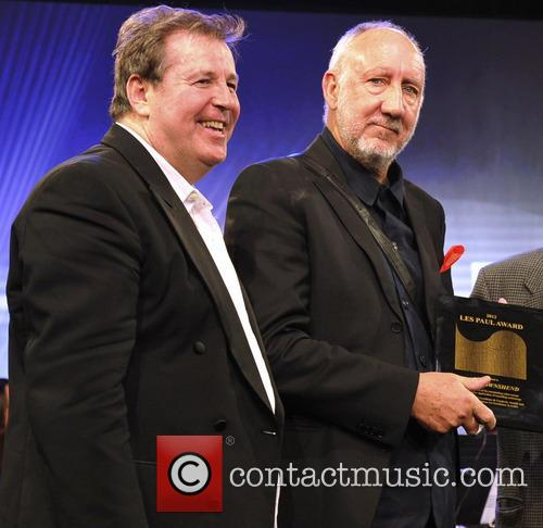 Pete Townshend and Martin Lewis 4