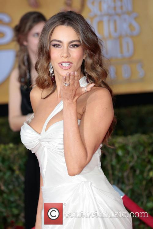 Sofia Vergara, Screen Actors Guild