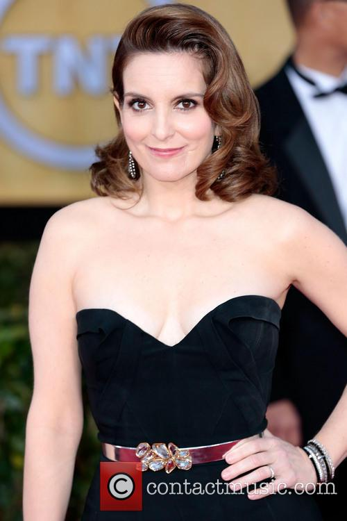 Tiny Fey, Screen Actors Guild