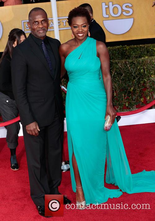 Viola Davis and Julius Tennon 3