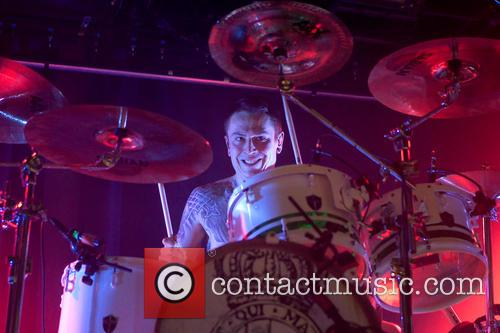 James Cassells and Asking Alexandria 2