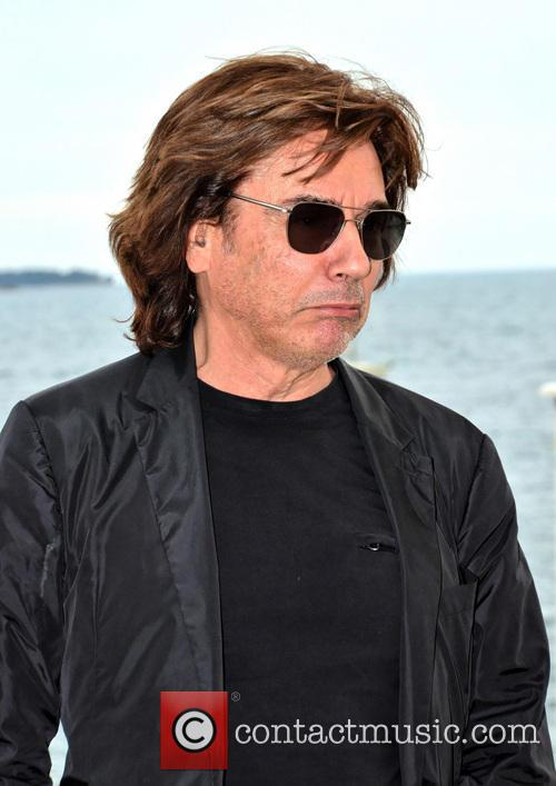 Jean-Michel Jarre photocall