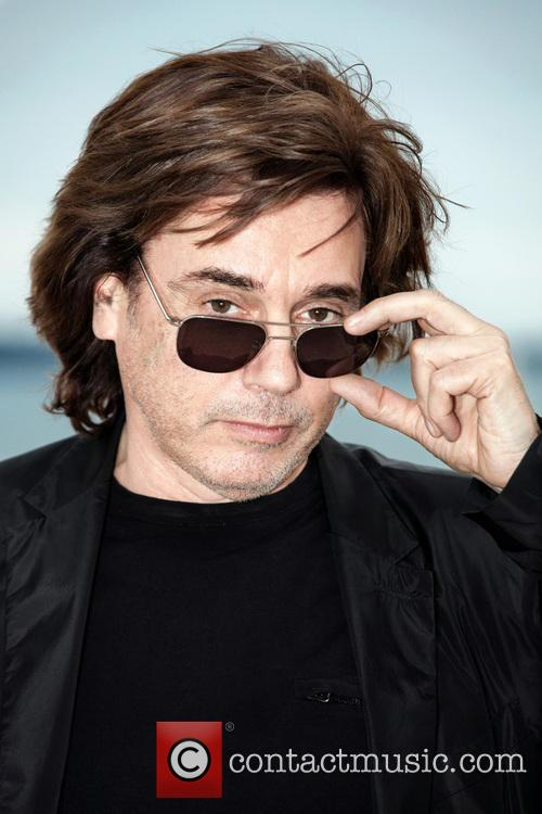 Jean-Michel Jarre at 2013 Cannes photocall