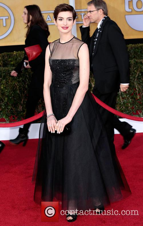 Anne Hathaway, Screen Actors Guild
