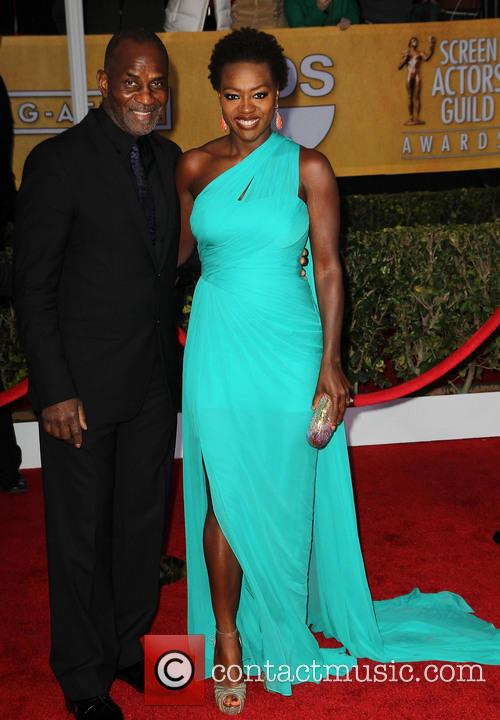 Julius Tennon and Viola Davis 6