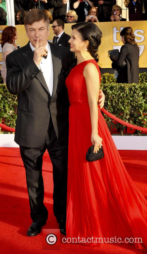 Hilaria Thomas and Alec Baldwin 2