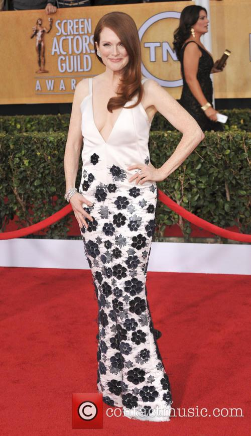 Julianne Moore, Screen Actors Guild