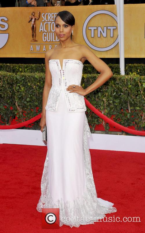kerry washington 19th annual screen actors guild sag 3471683