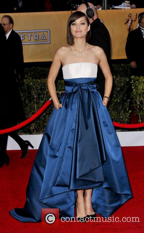 Marion Cotillard, SAG Awards